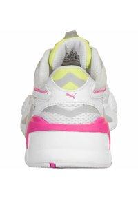 Puma - Sneakers - white/gray/green - 4