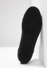 Lacoste - SIDELINE - Sneakers basse - black/gold - 4