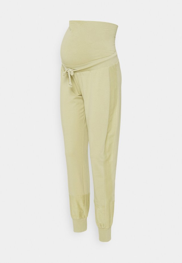 MLBELMA PANTS - Trainingsbroek - sage green