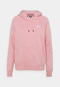 Nike Sportswear - HOODIE - Sweatshirt - pink glaze/white - 3