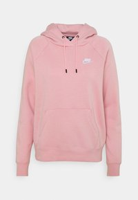 HOODIE - Sweatshirt - pink glaze/white