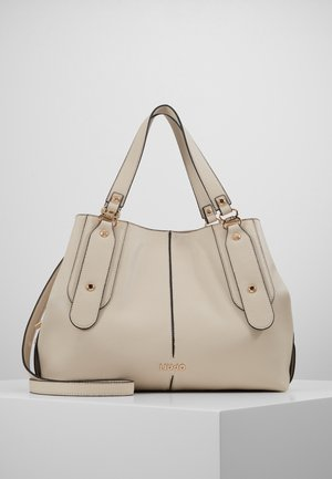 SATCHEL COFFEE MILK - Handbag - off white
