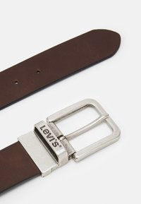 Levi's® - REVERSIBLE CORE PLUS - Belt - brown - 3