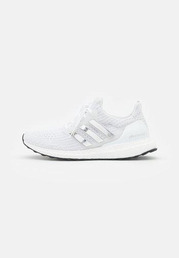 ULTRABOOST DNA  - Joggesko - footwear white/silver metallic/core black