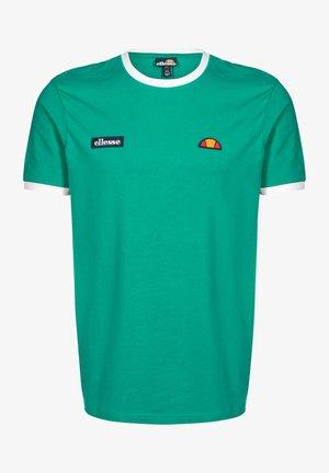 T SHIRT RING - Basic T-shirt - teal