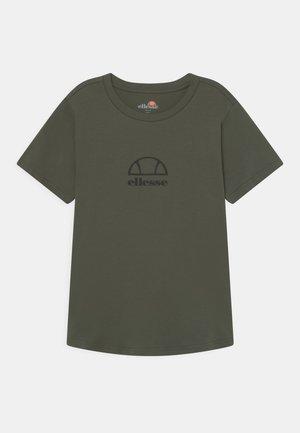 MARYAM UNISEX - T-shirt con stampa - dark green