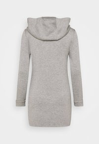 ONLY Petite - ONLLENA HOOD COAT PETIT  - Zip-up hoodie - light grey melange - 6