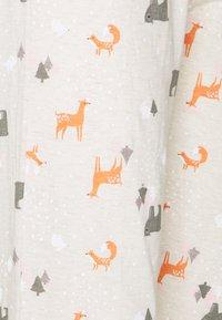 Dorothy Perkins - WOODLAND ANIMAL FOLDED - Pyžamová sada - oatmeal - 6