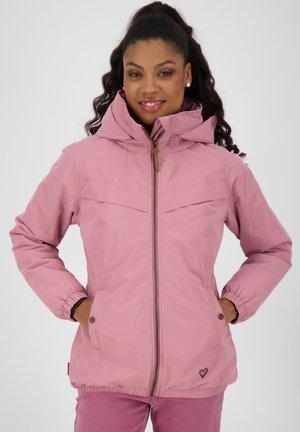 Winter jacket - lavender