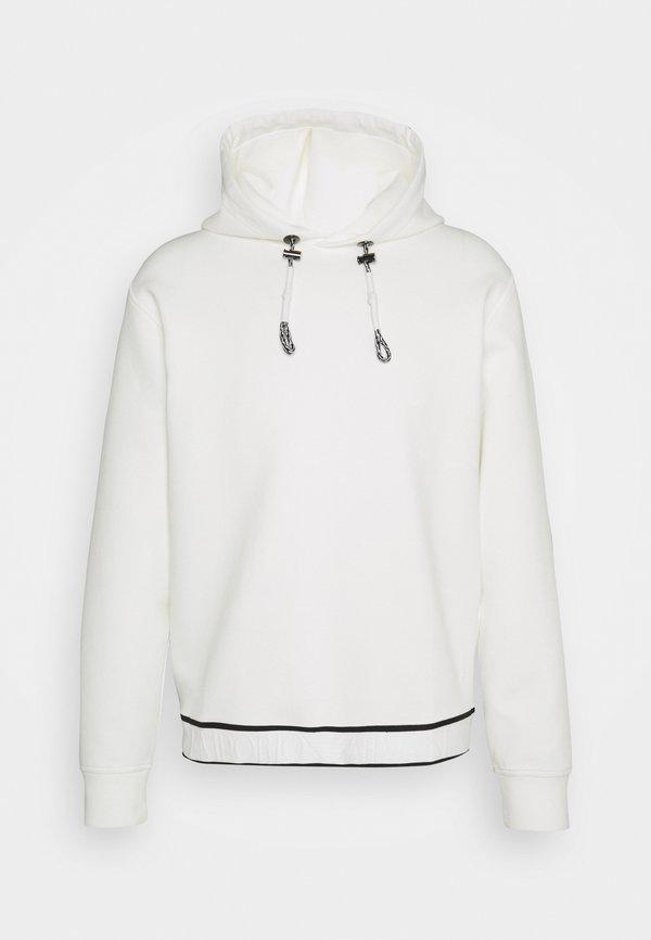Emporio Armani Bluza - white/biały Odzież Męska OSNB