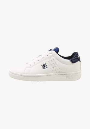 CROSSCOURT  - Sneakers basse - white / fila navy