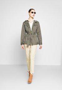 Saint Tropez - THEA JACKET - Summer jacket - army green - 1