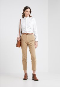 Polo Ralph Lauren - HARPER CUSTOM FIT - Button-down blouse - white - 1