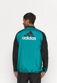 adidas Performance - REAL MADRID ICON - Training jacket - black - 2