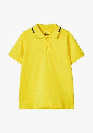 Koszulka polo - yellow