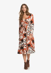 Roxy - ABOUT YOU NOW - Day dress - auburn savana big scale - 0