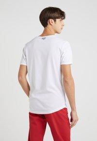 JOOP! Jeans - CLARK - T-shirt basique - white - 2