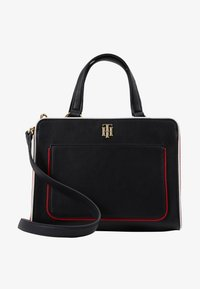 Tommy Hilfiger - CITY SATCHEL - Handbag - blue - 2