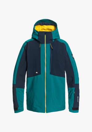 FOREVER - Soft shell jacket - everglade
