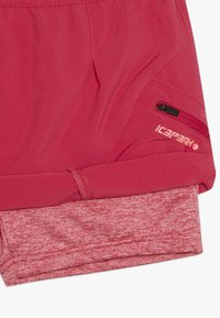 Icepeak - KITAMI - Sportovní sukně - carmine - 2