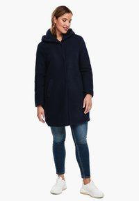 Triangle - Classic coat - navy - 1
