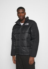 The North Face - HIMALAYAN INSULATED JACKET - Zimní bunda - black - 0