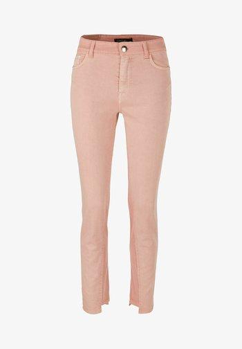 SLIM FIT - Slim fit jeans - rose