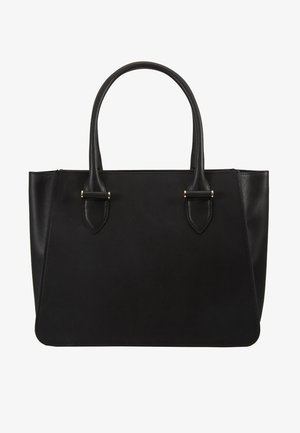 EDIE BIG TOTE - Handbag - black
