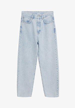 VILLAGE - Jeans straight leg - lichtblauw