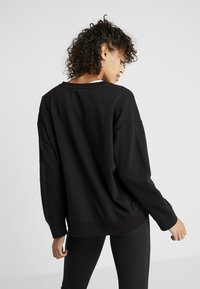 Cotton On Body - LONG SLEEVE CREW - Sweatshirt - black - 2