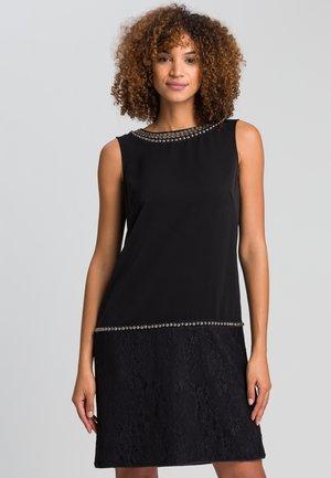 Day dress - black varied