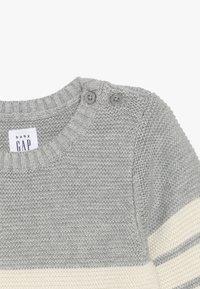 GAP - BABY - Jumpsuit - grey - 4