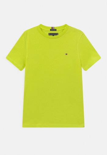 ESSENTIAL TEE  - Basic T-shirt - neo lime