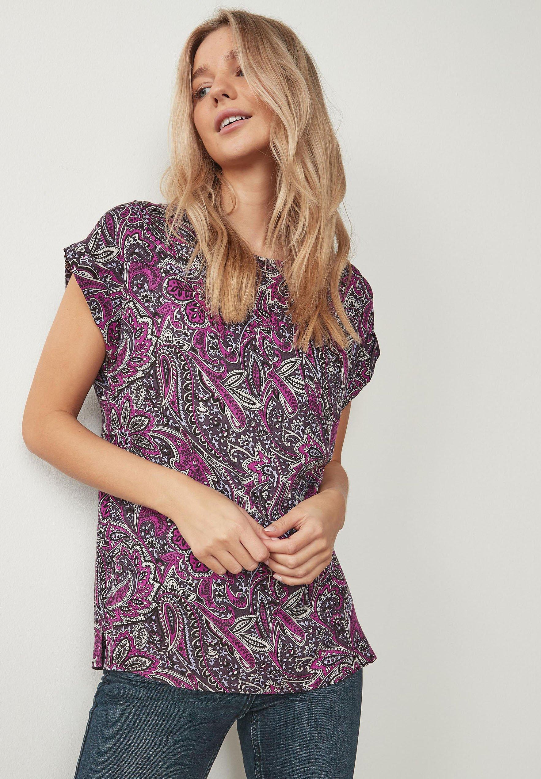 Femme BOXY - T-shirt imprimé