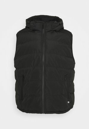 BOARD BODYWARMER - Chaleco - black