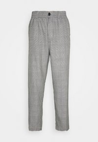 NEWTON DRESS PANT - Trousers - black/multi