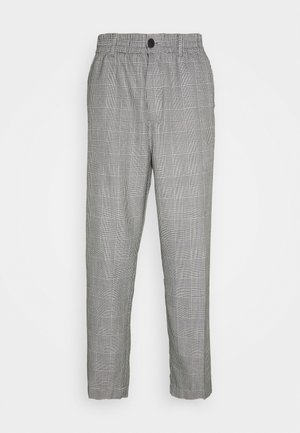 NEWTON DRESS PANT - Broek - black/multi