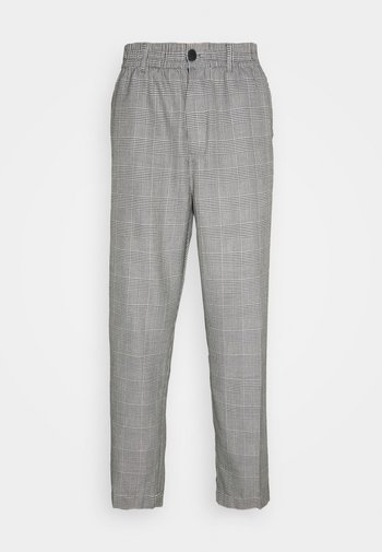 NEWTON DRESS PANT - Kalhoty - black/multi