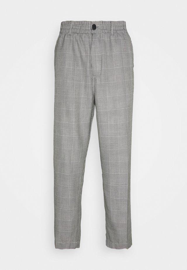 NEWTON DRESS PANT - Bukse - black/multi