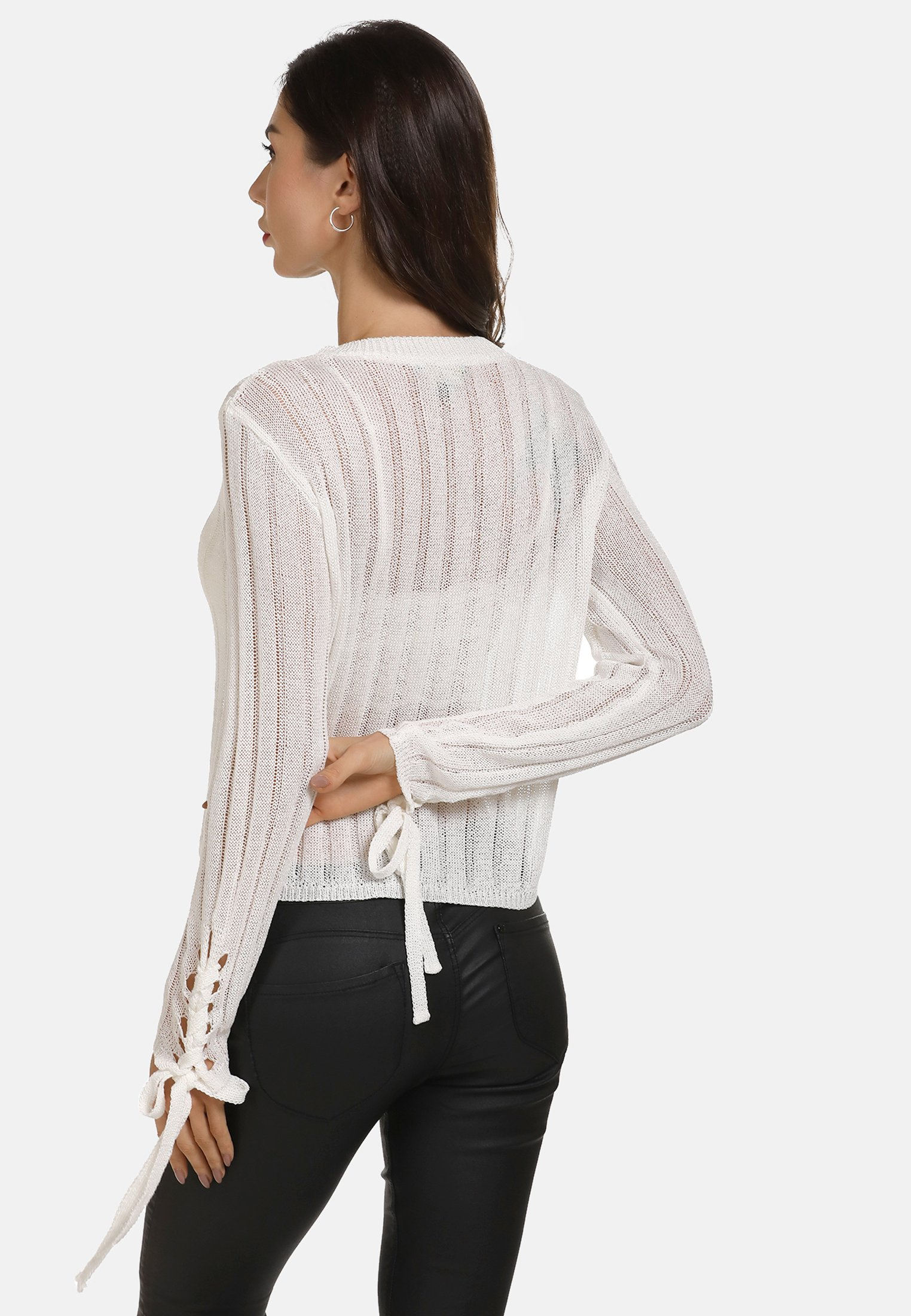 Up To Date Women's Clothing faina Jumper white qB0zEQy6C