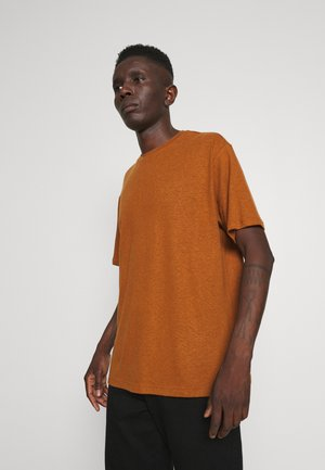 T-shirt basic - arizona brown