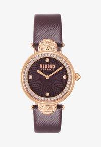 Versus Versace - VICTORIA HARBOUR - Watch - brown - 1