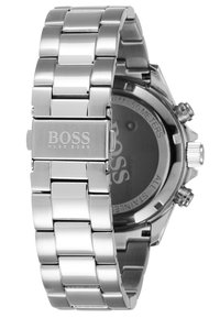 BOSS - Chronograph - silver-coloured/metallic blue
