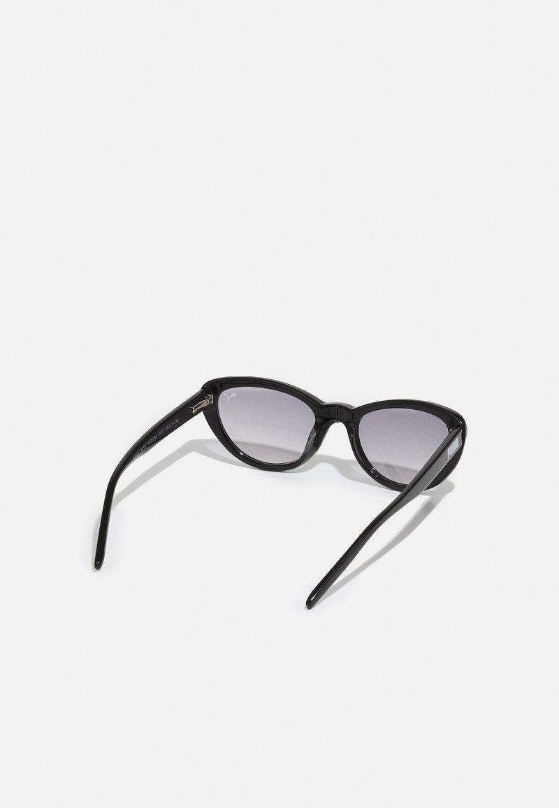 Puma - SUNGLASS KID UNISEX - Sluneční brýle - black/grey