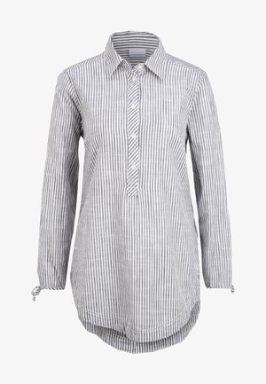 HENRY™ - Button-down blouse - nocturnal strip