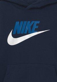 Nike Sportswear - CLUB - Mikina skapucí - midnight navy - 2
