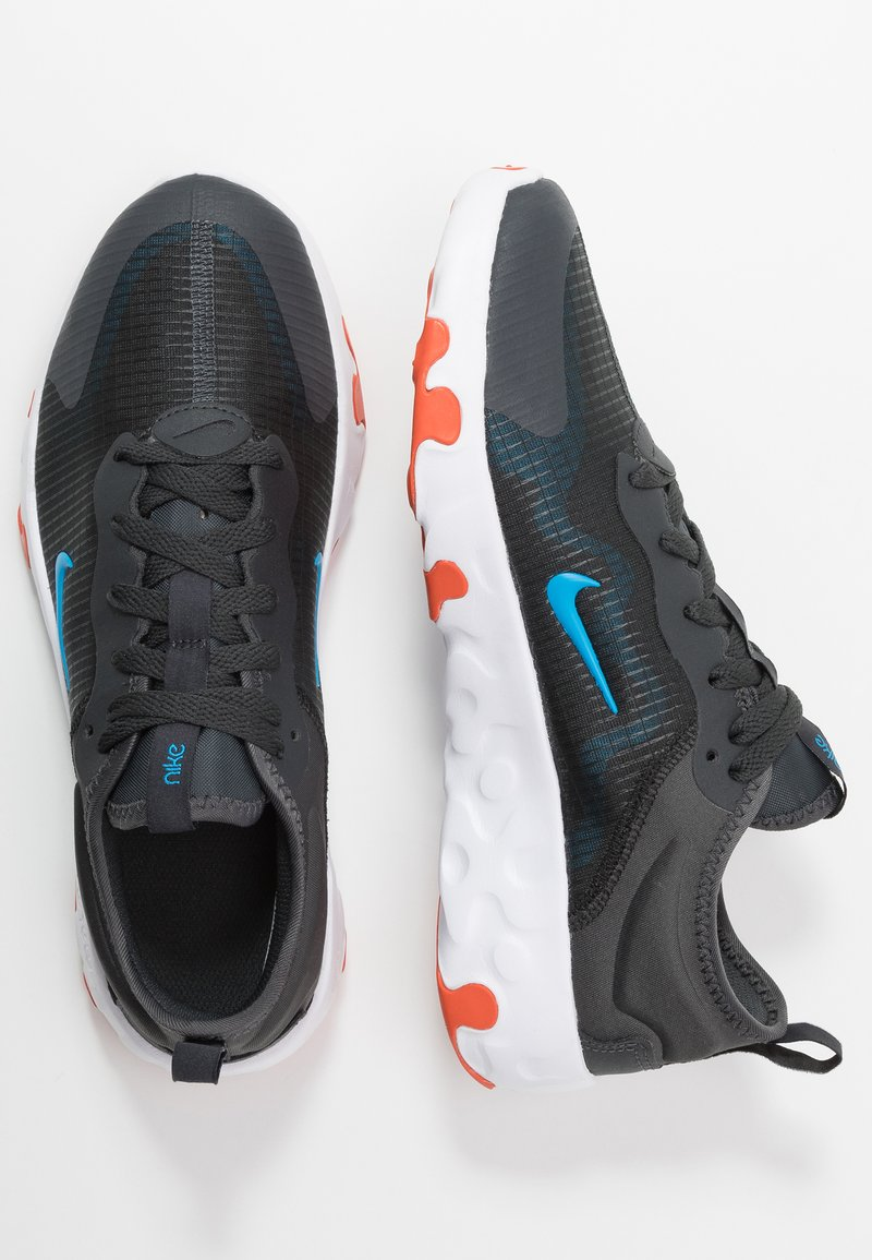 Nike Sportswear - RENEW LUCENT - Sneakers basse - anthracite/blue hero/cosmic clay/black/white