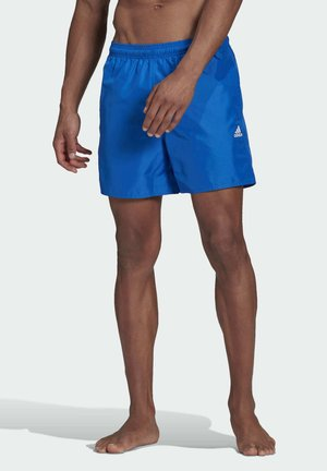 SOLID CLASSICS SL PRIMEGREENSWIM SHORTS - Shorts da mare - blue
