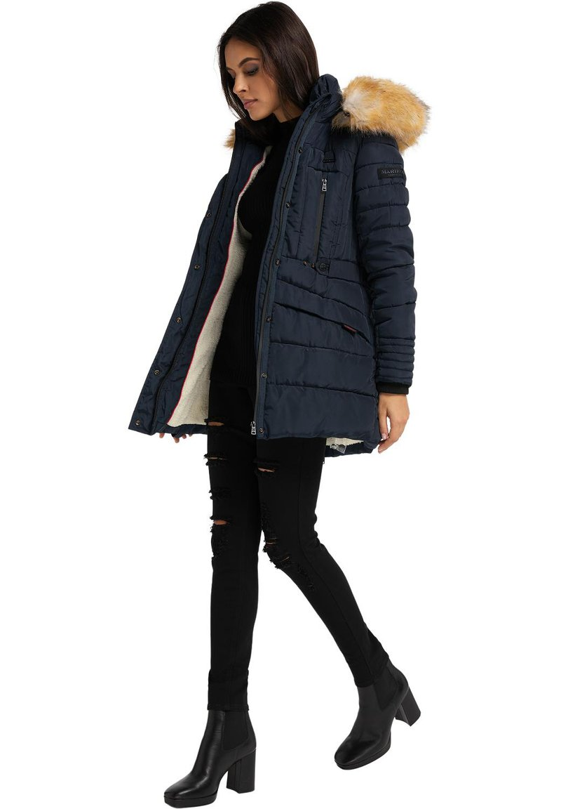Marikoo - NOVA - Winter coat - blue