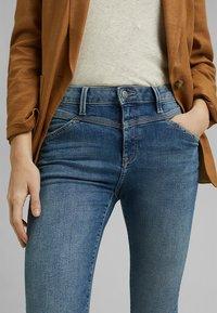 Esprit - Jeans Skinny Fit - blue medium washed - 3